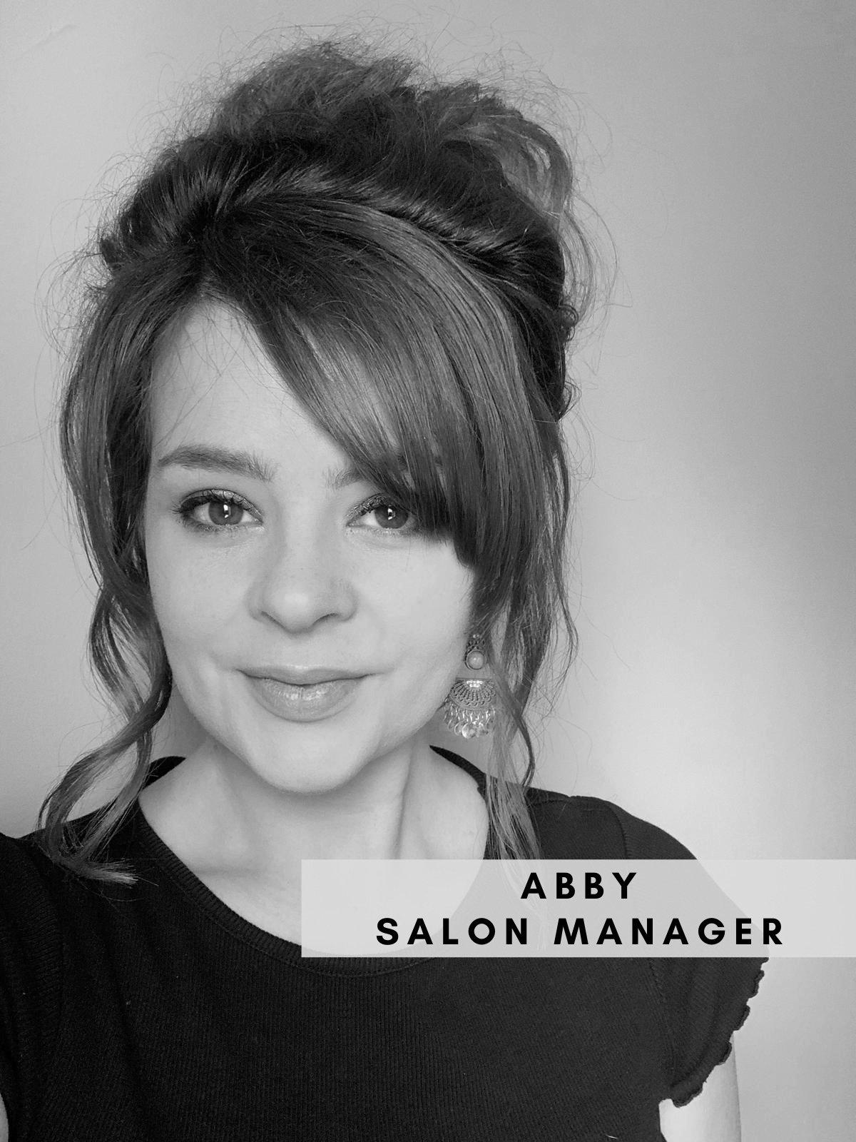 Abby – Salon Manager