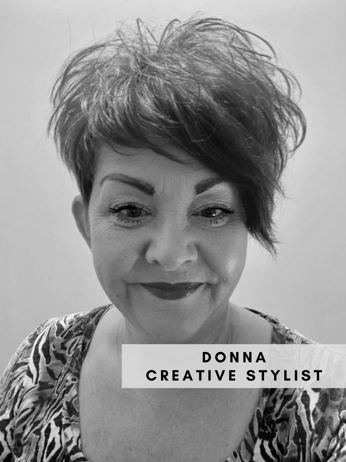 Donna P – Creative Stylist