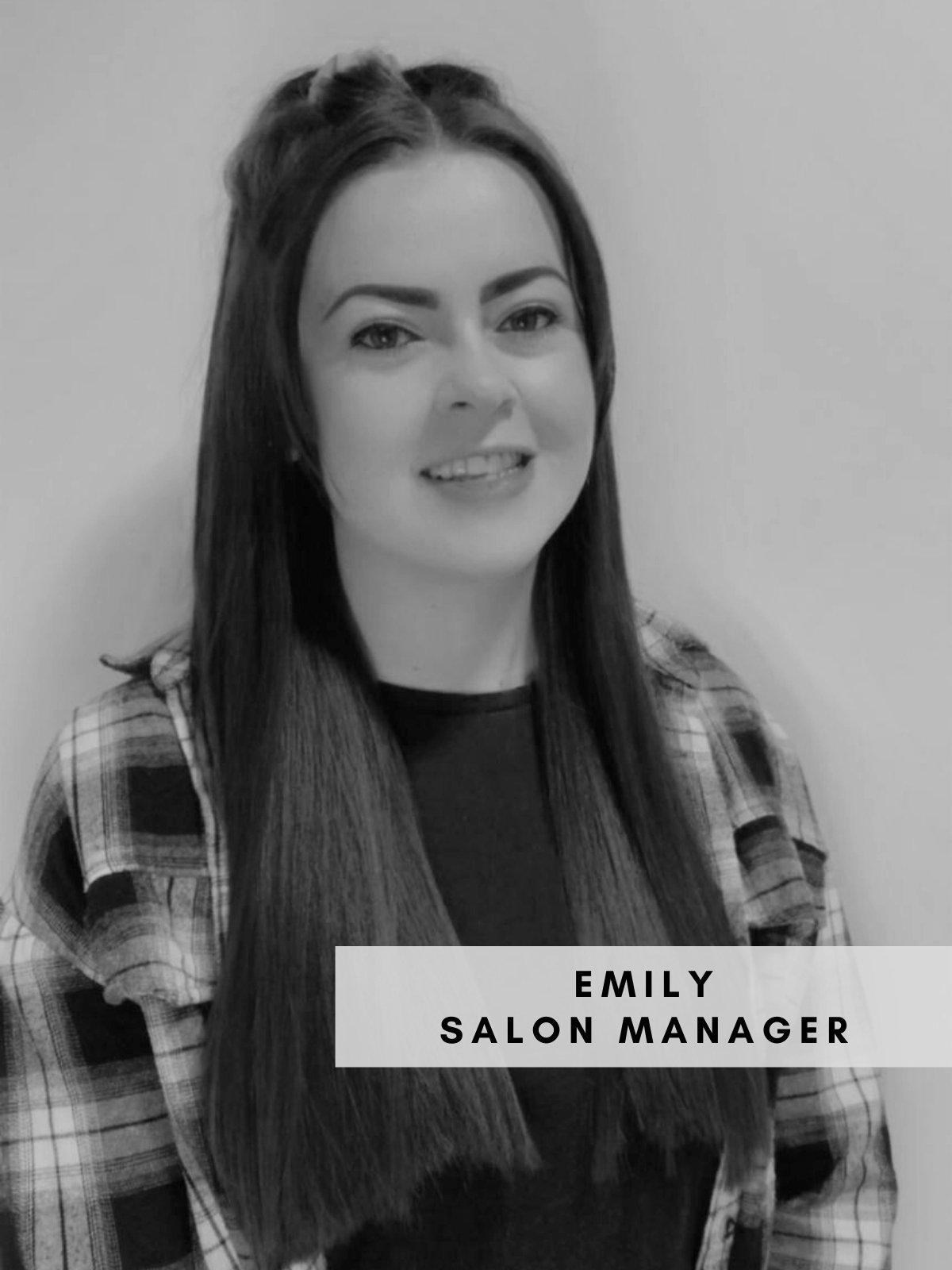 Emily – Salon Manager