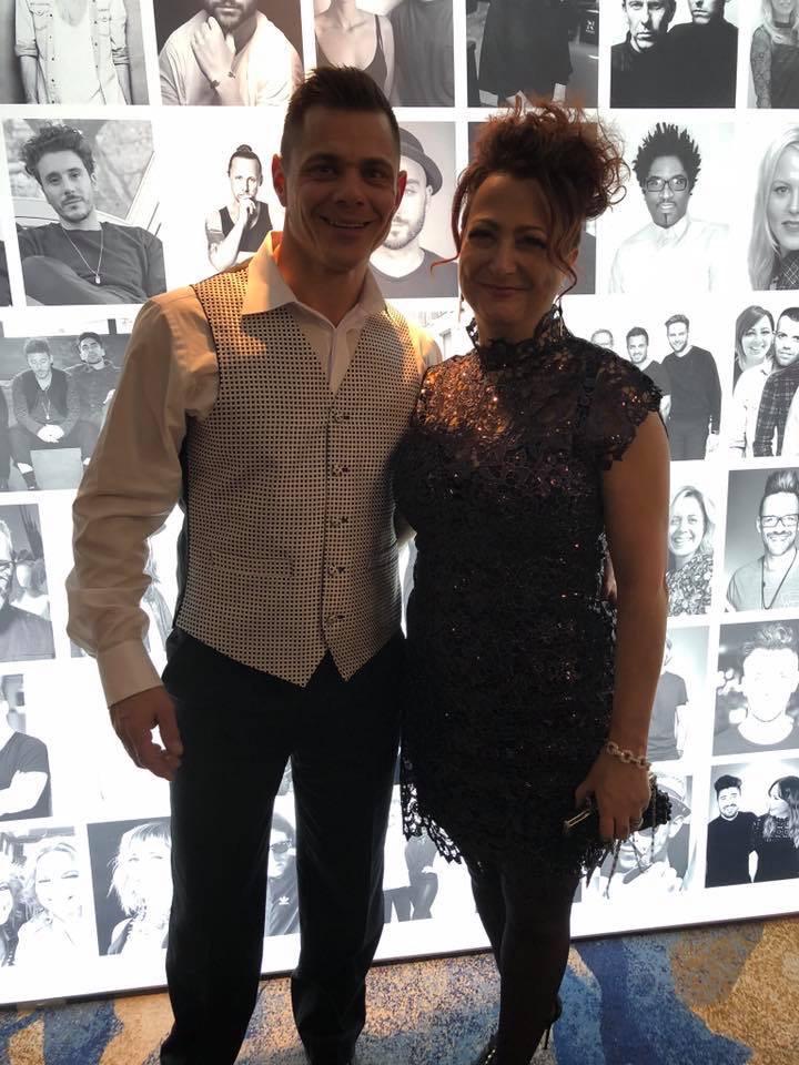 Donna G & Wayne