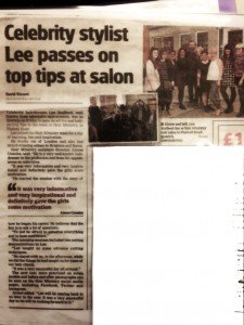 lee-stafford-learning-day-fun-london-ipswich-hair-salon