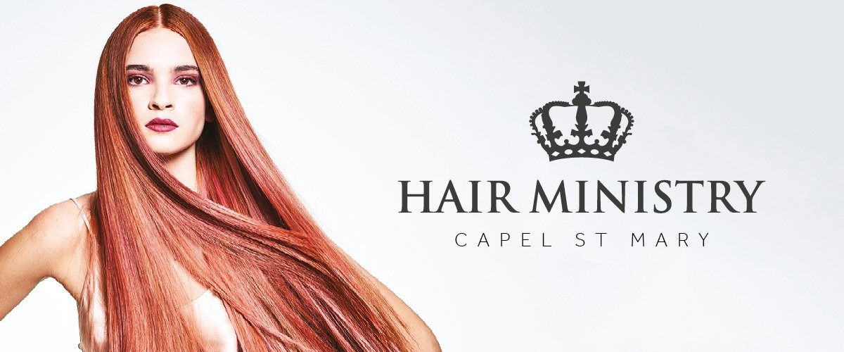 Best Hair Salon in Capel St Mary - Hair Ministry in Ipswich