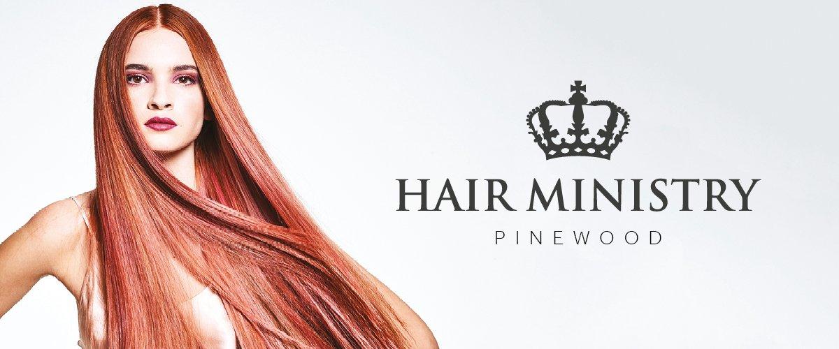 Best Hair Salon in Pinewood - Hair Ministry in Ipswich