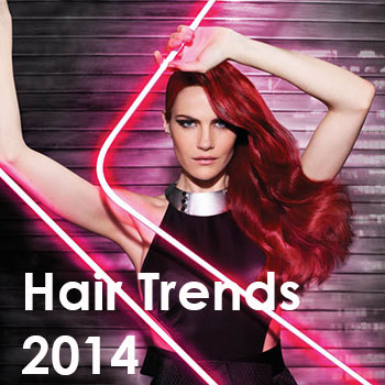 Hairstyle and Hair Colour Trends in 2014