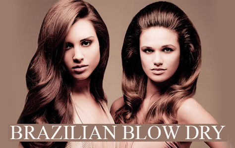 Brazilian Blow Dry