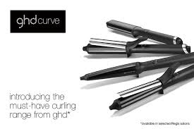 INTRODUCING THE EXCITING ghd CURVE® STYLING TOOLS!