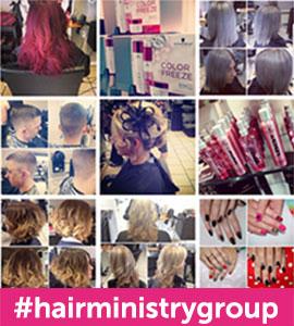 Hair Ministry on Instagram