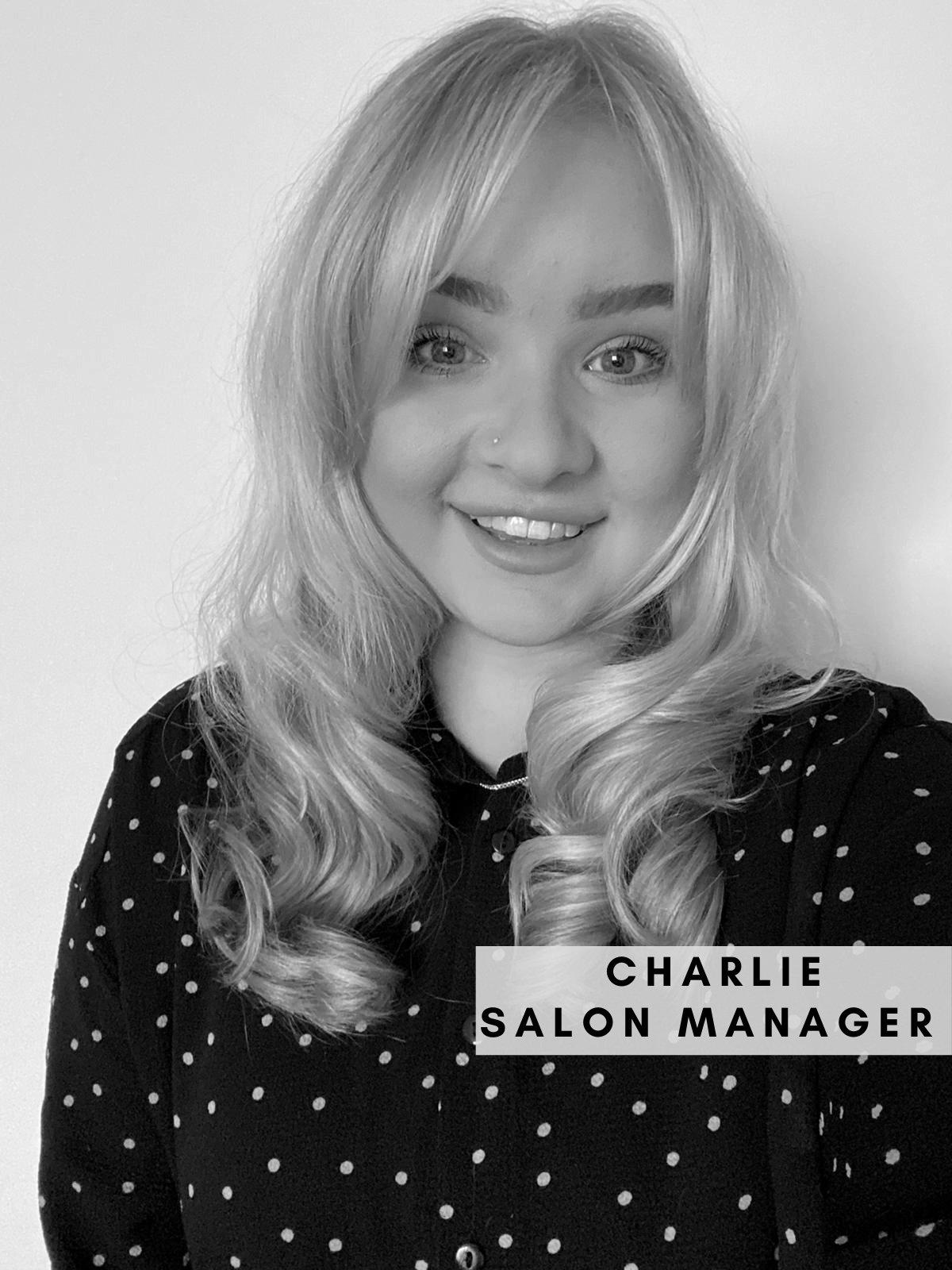 Charlie – Salon Manager