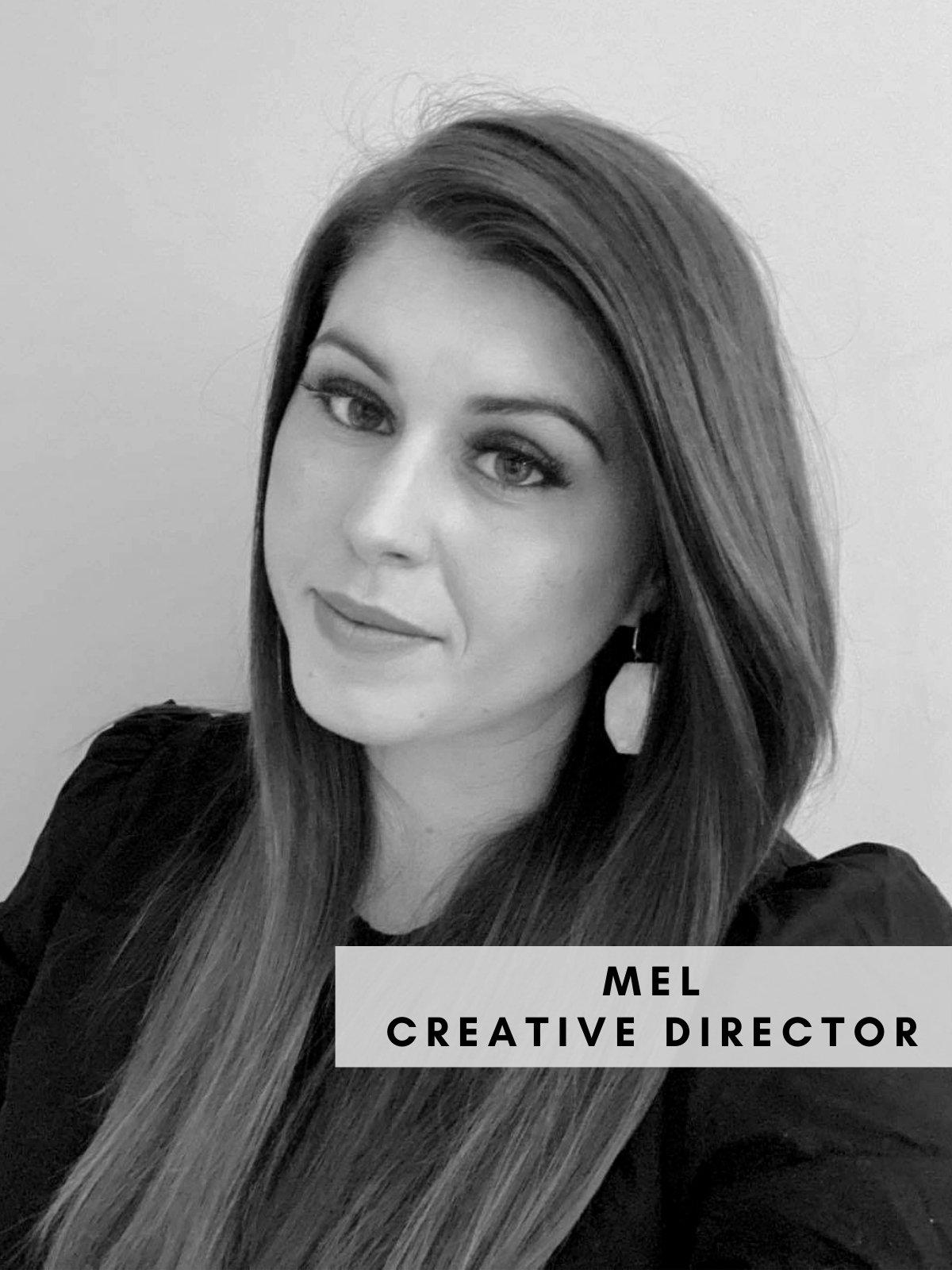 Melissa – Creative Director