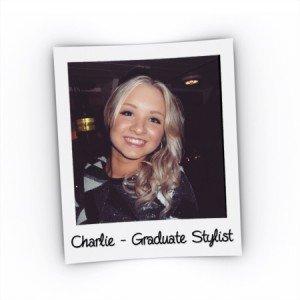 charlie selfie