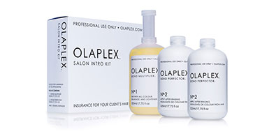 Solve Hair Breakage During Hair Colouring With OLAPLEX™