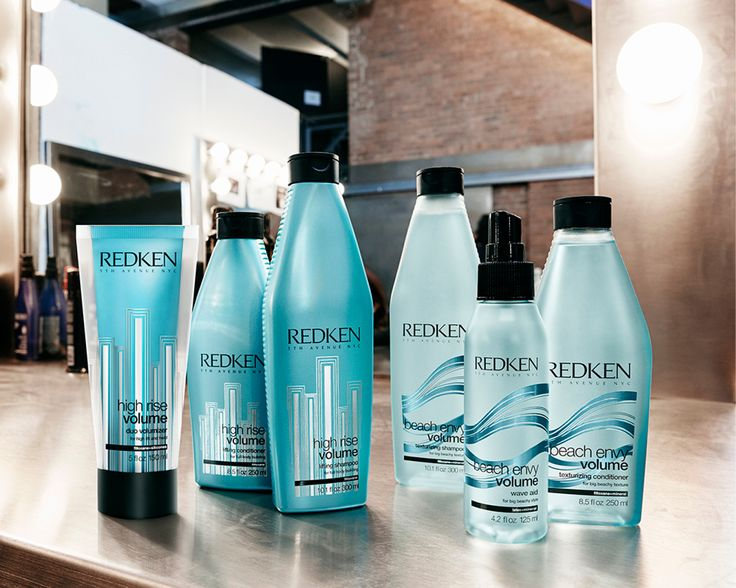 Go Big or Go Beachy – NEW Volume Range from Redken!