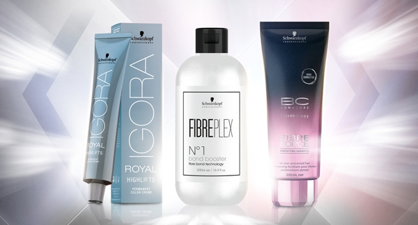 NEW Strong Bonds by Schwarzkopf Professional