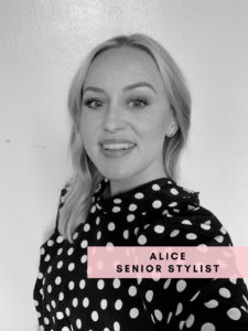 Alice – Senior Stylist