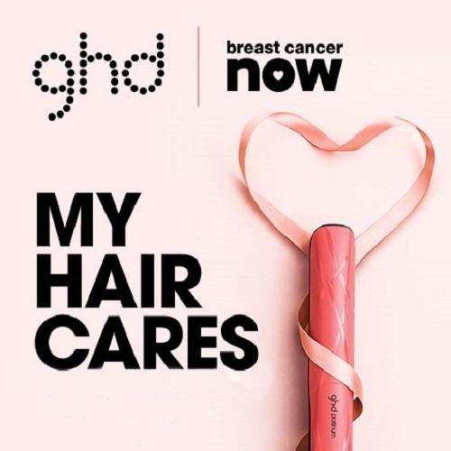NEW ghd Pink Blush