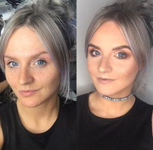 professional makeup ispwich salon