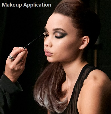 Makeup Application @ Hair Ministry, Foxhall Road