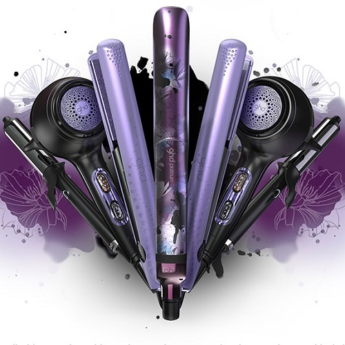 NEW ghd Nocturne Collection: Christmas Exclusive