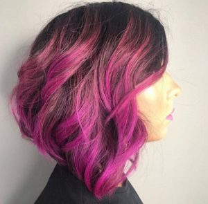 The Hottest Hair Colours... Especially for Valentines Day!
