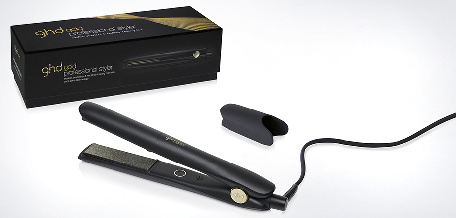 NEW ghd gold stylers - for a good as gold hair day!