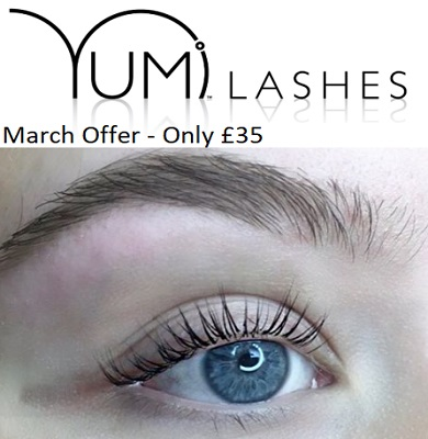 YUMI Lashes Available Now