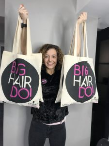 BIG HAIR DO!