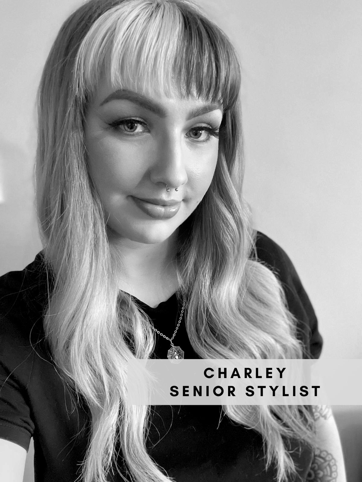 Charley – Senior Stylist