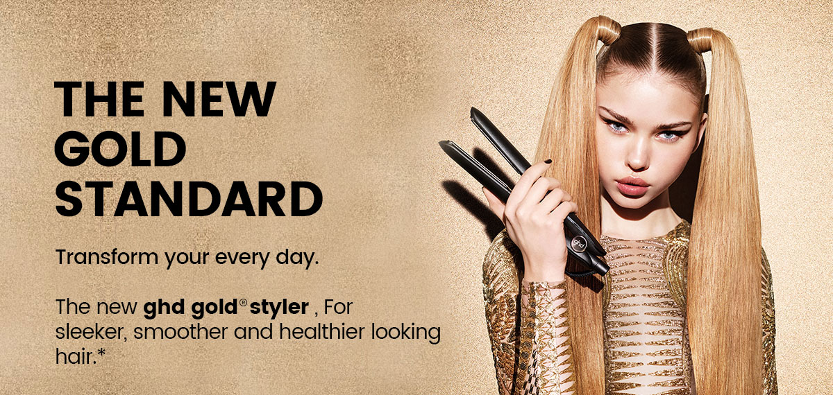 New GHD Saharan Gold – Now Available at Hair Ministry