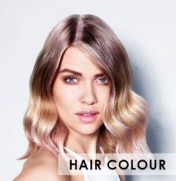HAIR-COLOUR