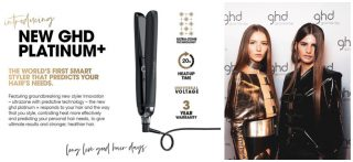 Available Now Highly Anticipated 'Smart' GHD Platinum+ Styler