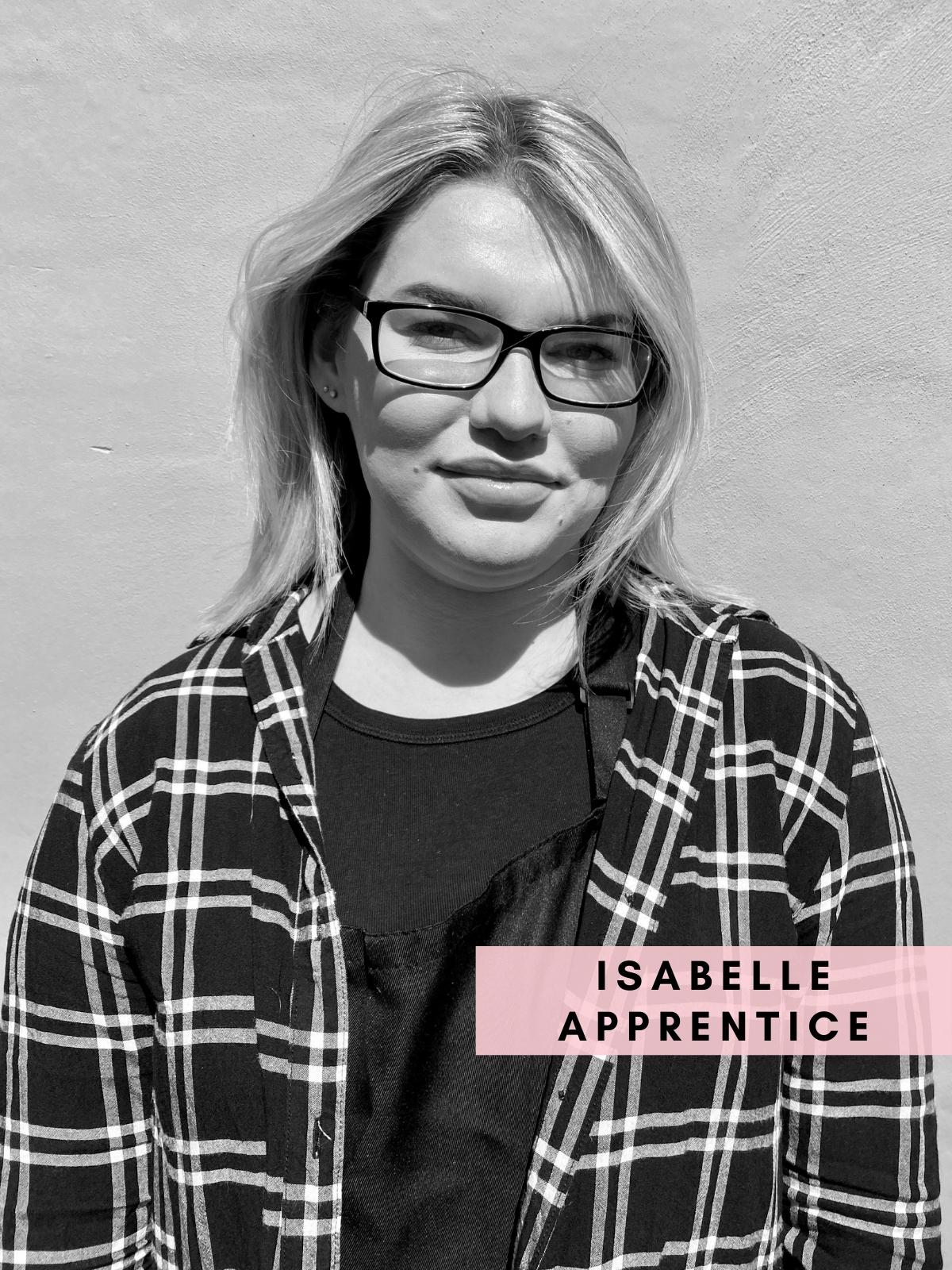 Isabelle – Apprentice
