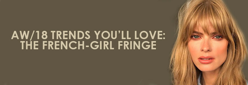 French Girl Fringe At Hair Ministry Group Salons Ipswich