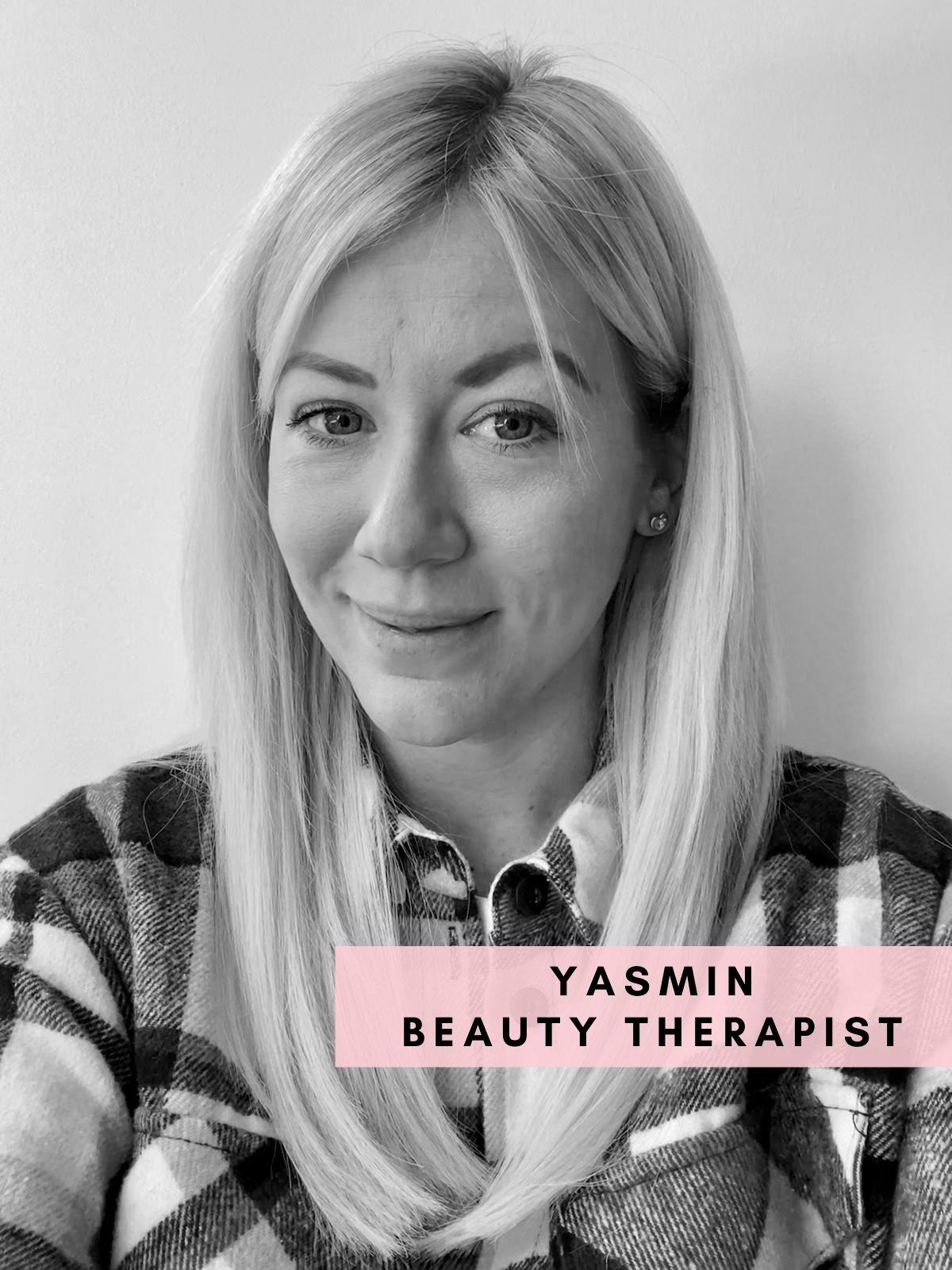 Yasmin – Beauty Therapist