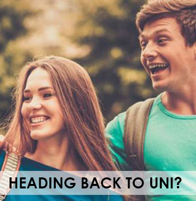 Heading Back To Uni? Wow Your Mates With A Brand New 'Do
