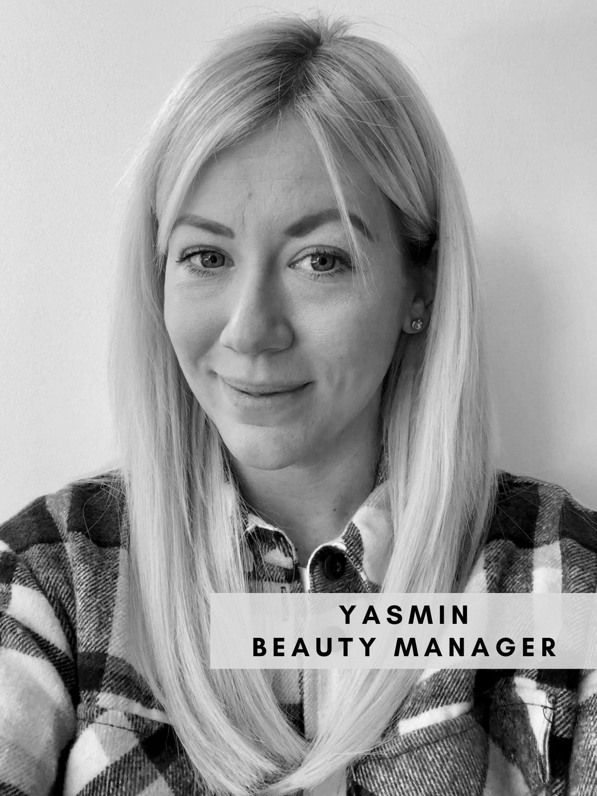 Yasmin – Beauty Manager