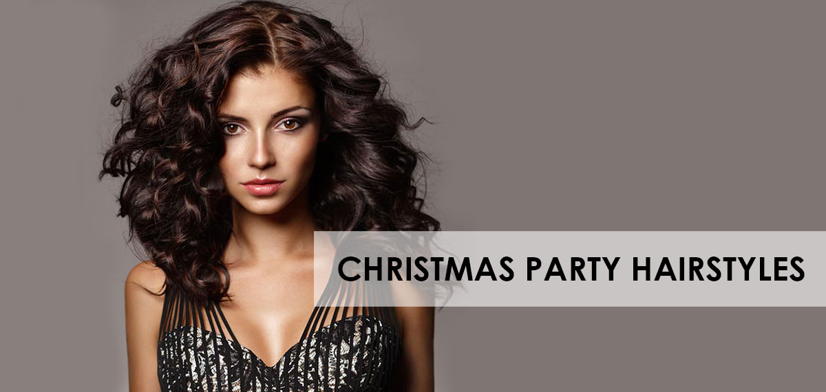 festive party hairstyles from hair ministry group salons in ipswich