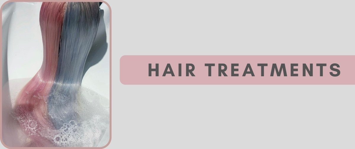 Treatments at Hair Ministry Banner