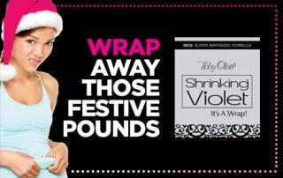 Shrinking Violet Body Wrap from £30