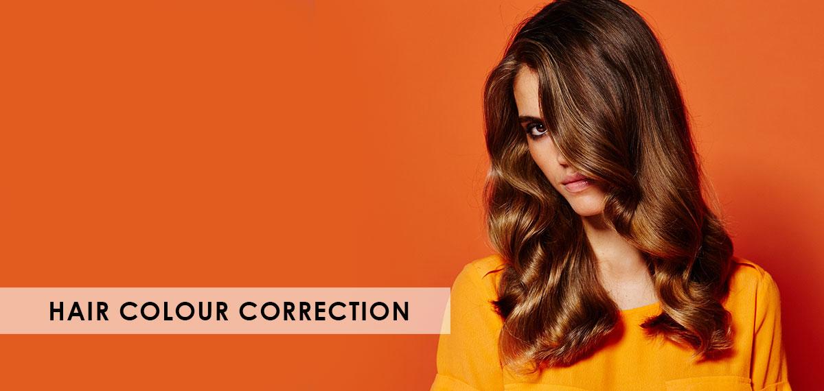 hair colour fix Ipswich, hair colour correction Salon Ipswich