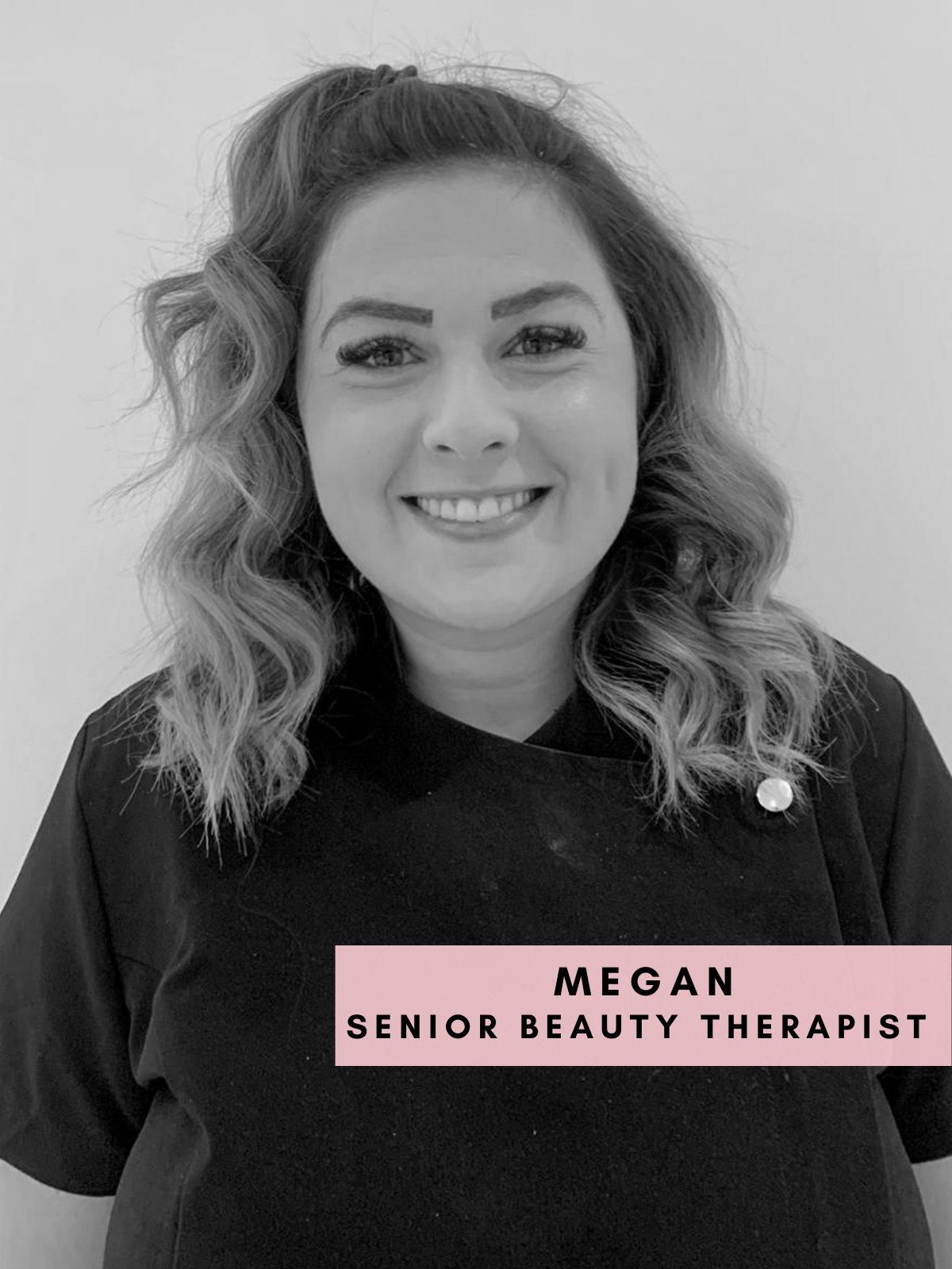 Megan – Senior Beauty Therapist