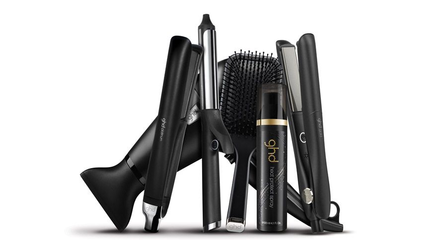 ghd stockist Ipswich, hair ministry salons