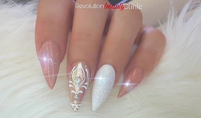 Nail Extensions with Revolution Beauty Clinic at Hair Ministry Salons