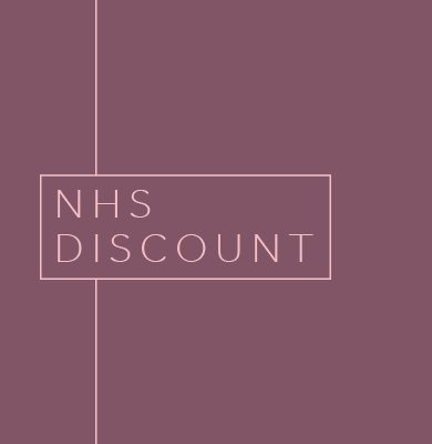 NHS Staff Discount