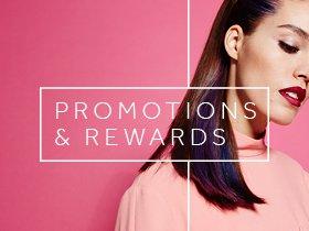 Promotions & Rewards, Best Ipswich Hair Salons