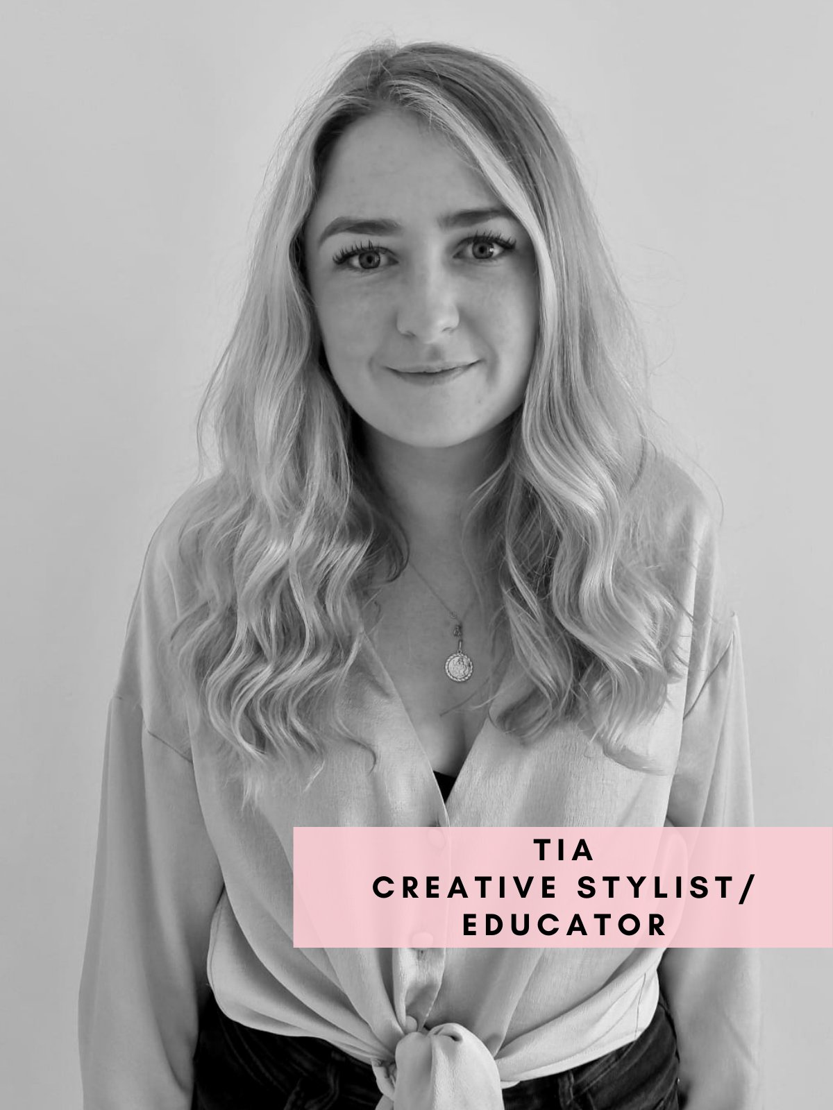 Tia – Creative Stylist/Educator