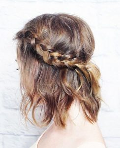 Crown Festival Braid