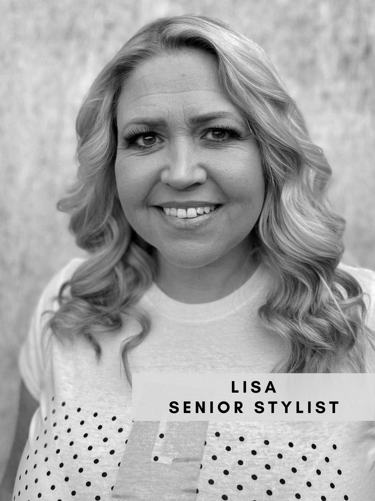 Lisa – Senior Stylist