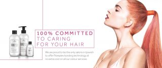 free hair treatments, top Ipswich hair salons