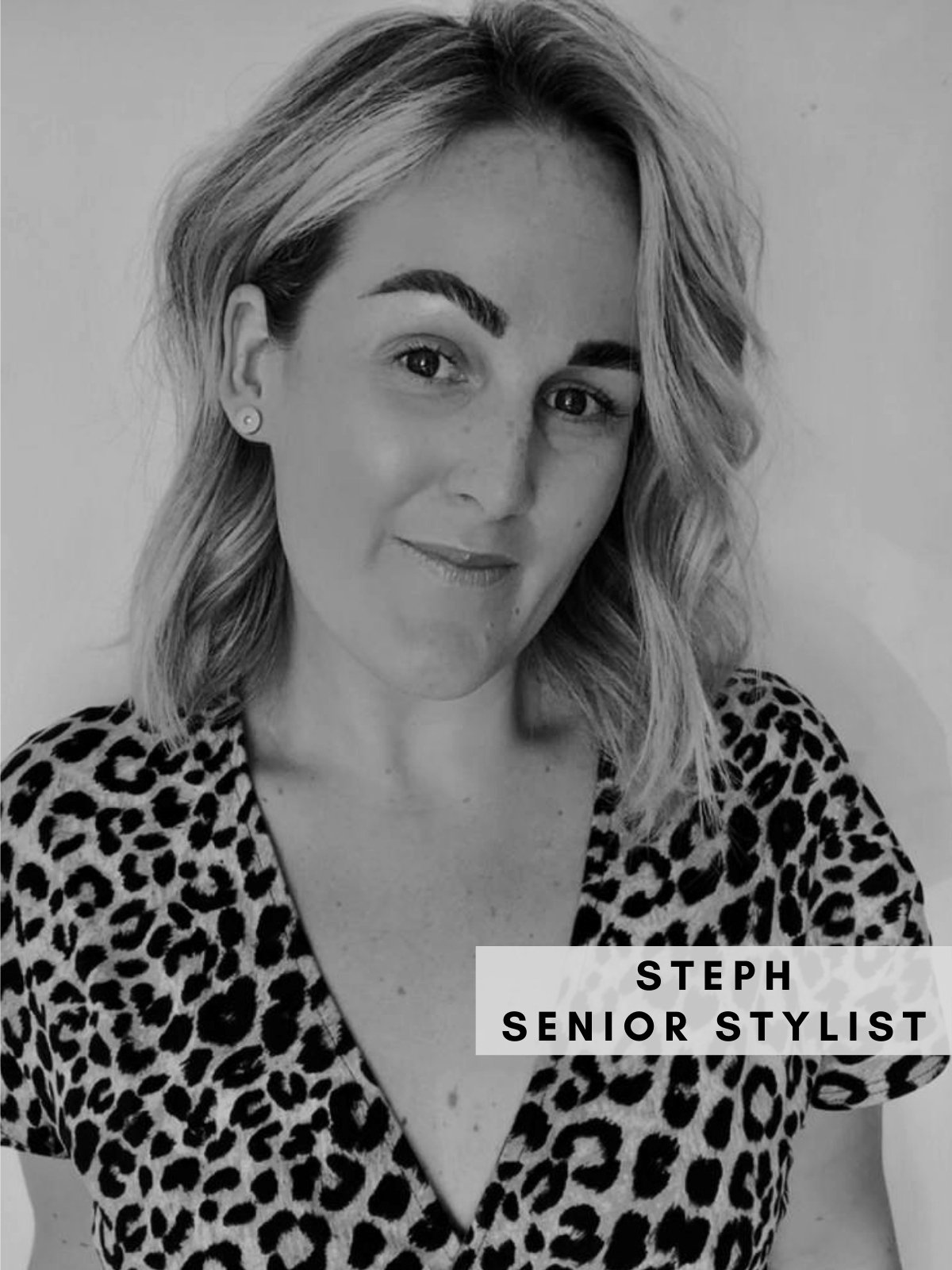 Steph – Senior Stylist