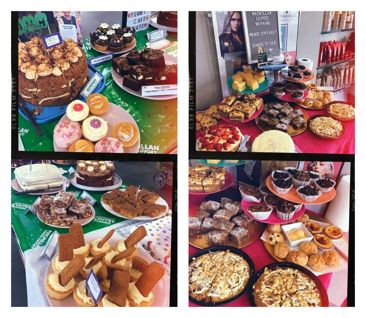 Hair Ministry Group Host Another Successful MacMillan Coffee Morning
